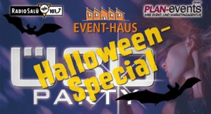 Ü30 Party Halloween Special @ Event-Haus