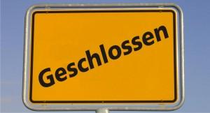 Gewerbeamt bleibt geschlossen @ Rathaus | Sankt Ingbert | Saarland | Deutschland
