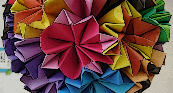 Origami_ball