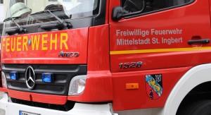 Gemeinschaftsübung der St. Ingberter Feuerwehren @ Sankt Ingbert | Saarland | Deutschland