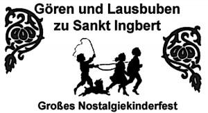 Gören- und Lausbubenfest zu St. Ingbert @ Fußgängerzone