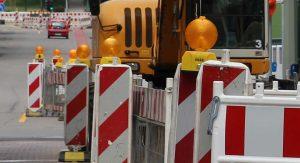 Verkehrsbehinderungen in der Blieskasteler Straße @ Sankt Ingbert | Saarland | Deutschland