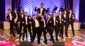 The 12 Tenors live in Saarlouis @ Theater am Ring, Saarlouis