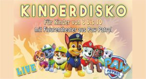 Indoor-Kinderdisko in St. Ingbert @ Event-Haus