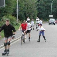 Skatelauf in St. Ingbert