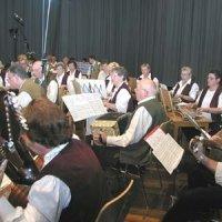 Zupforchester in der Stadthalle