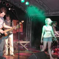 Holzstock 2003
