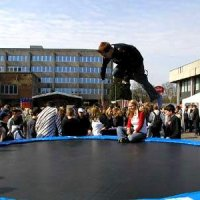Schools-Out-Party auf dem Marktplatz in St. Ingbert