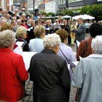 Chorfestival in St. Ingbert 2004