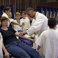Blutspende beim DRK St. Ingbert
