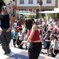 Streetdance in St. Ingbert