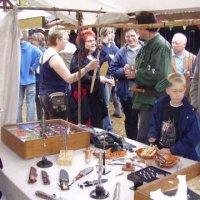 Mittelalterlicher Markt in Kirkel