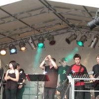 Leibniz-Rockensemble live