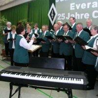 25 Jahre Chorleiter Everard Sigal