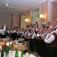 Chor der Brauerei Becker Konzertreise und Familienfahrt