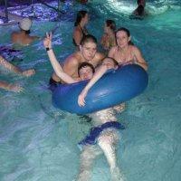 PoolCub im Blau