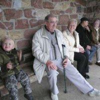 Familienfahrt des MGV Sangesfreunde
