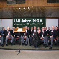 MGV Sangesfreunde Matinee