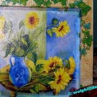 Blumen – Feen – Kunst