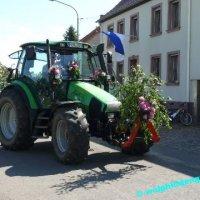 Bruder-Konrad-Ritt in Utweiler