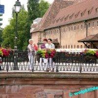 Ausflug des MGV OW nach Straßburg