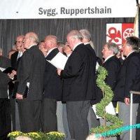 Goldene Jubiläumsfeier Freundschaft MGV Oberwürzbach / Sängervereinigung Alemania-Concordia 1874 Ruppertshain e. V.