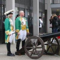 Erstürmung des Rathauses