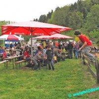 Mai Party im Biergarten PHILIPPSLUST
