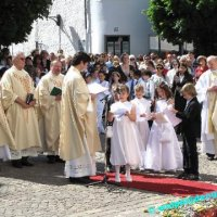Fronleichnam in St. Ingbert