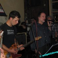 Blues-Jam-Session in der Schmidd, St. Ingbert