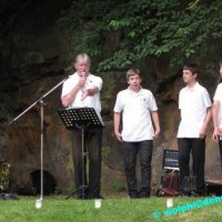 Sommerkonzert der Bergkapelle St. Ingbert