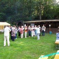 Gesangverein Germania St. Ingbert hat zum Sommerfest eingeladen