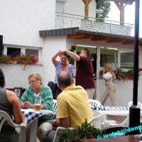 Almauftrieb auf Eschweiler Hof (dem Landgasthof mit Herz)