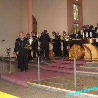 Kirchenkonzert Saarknappenchor in Rohrbach