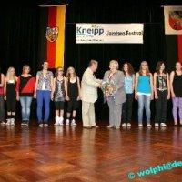 Saarländisches Kneipp Bund Jazztanzfestival