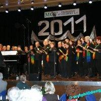 MGV Frohsinn St. Ingbert e. V. Neujahrskonzert 2011
