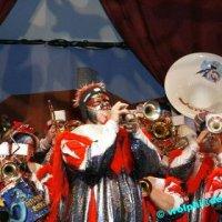 """RCV """"Die Stampesse"""" beim Karnevalverein """"Blue Goat"""" im Elsaß"""