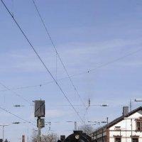 Dampflok-Sonderfahrt