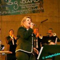 Die Big Band der Polizei des Saarlandes