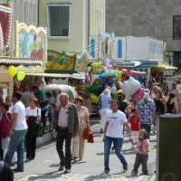 Frühjahrsfest in St. Ingbert