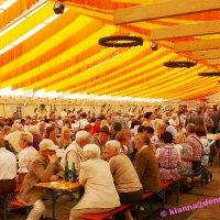 Trachtenumzug und Oktoberfest