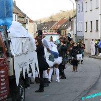 Rosenmontagsumzug in Oberwürzbach
