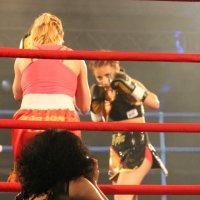 Boxkampf im Betzental