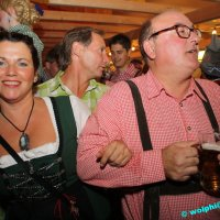 """Das """"Saarländische Oktoberfest"""" 2012: Samstag"""