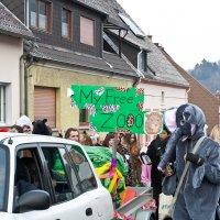 Fastnachtsumzug Oberwürzbach