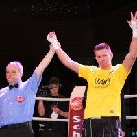 Jürgen Doberstein WBF-Intercontinental-Meister im Supermittelgewicht der Senioren