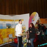 Saar-Lor-Lux Tourismusbörse, Biosphärenmarkt und verkaufsoffener Sonntag mit Autoschau