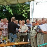 Sangesfreunde Oberwürzbach in Ommersheim