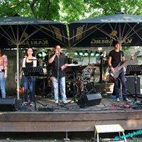 Leibniz Rockensemble in der Luschd