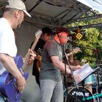 Blind Dog Mayer auf der Sommerbühne des SoHo